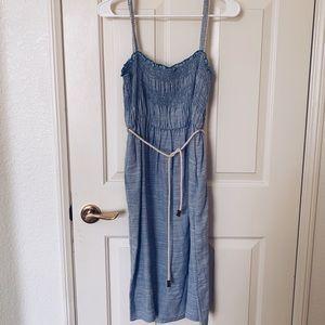 cute zara midi dress